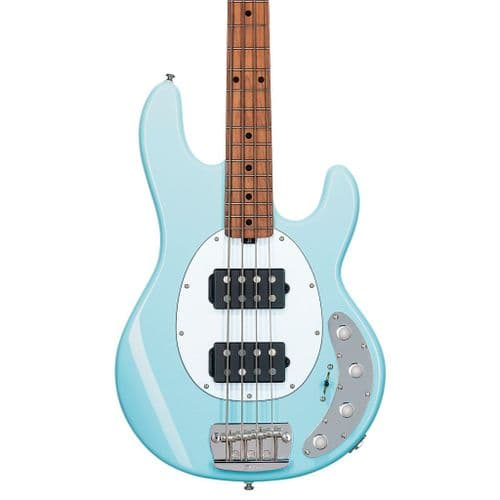 Sterling by Music Man SBMM RAY34 - 4 string bass guitar DAPHNE - RAY34HHDBLM2
